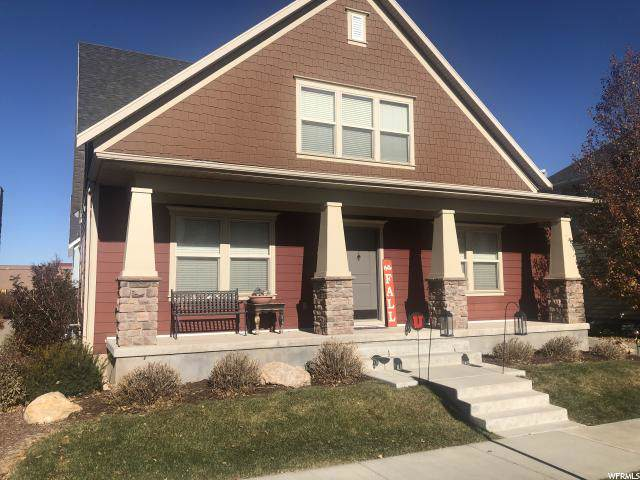 4328 W Degray Dr, South Jordan, UT 84009 (#1641447) :: Red Sign Team