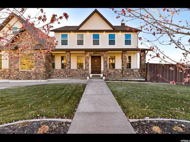 972 Garden Dr, Heber City, UT 84032 (MLS #1641613) :: High Country Properties