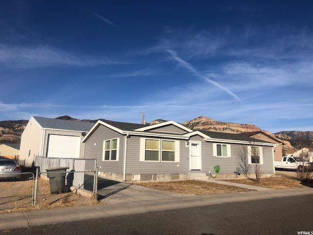 137 S Grassy Trail Dr E, East Carbon, UT 84520 (#1641655) :: Colemere Realty Associates