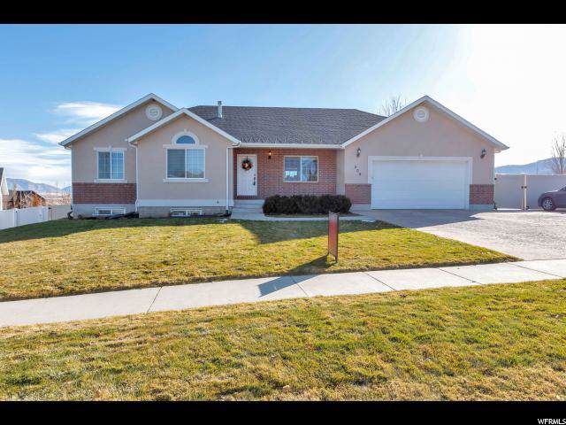 308 W 235 N, Wellsville, UT 84339 (#1641705) :: Red Sign Team