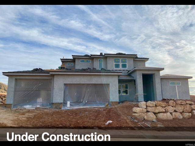 1418 Black Brush Dr, Washington, UT 84780 (#1641709) :: Powder Mountain Realty