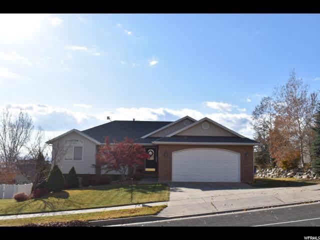 3609 N Lakeview Dr W, North Ogden, UT 84414 (#1641742) :: Keller Williams Legacy