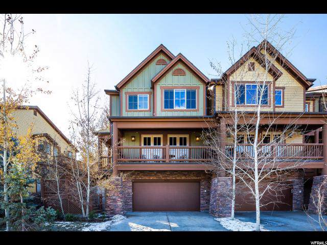 3137 W Lower Saddleback Rd, Park City, UT 84098 (#1641833) :: Doxey Real Estate Group
