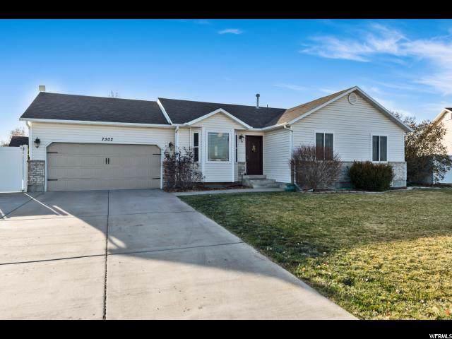 7302 S Aerie Hill Dr, West Jordan, UT 84081 (#1641986) :: Bustos Real Estate | Keller Williams Utah Realtors