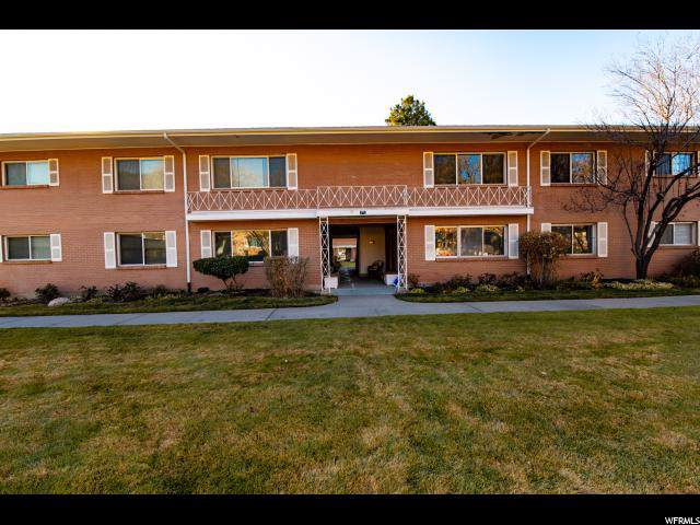 2193 E Carriage Ln S #30, Holladay, UT 84117 (#1641990) :: goBE Realty