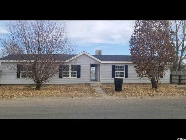 599 S 500 E, Roosevelt, UT 84066 (#1642012) :: Exit Realty Success