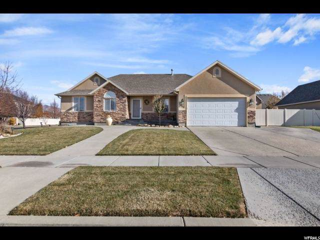 1597 S 1900 E, Spanish Fork, UT 84660 (#1642021) :: Red Sign Team