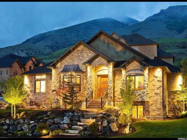 13227 S Laurel Park Ln E, Draper, UT 84020 (#1642026) :: Big Key Real Estate