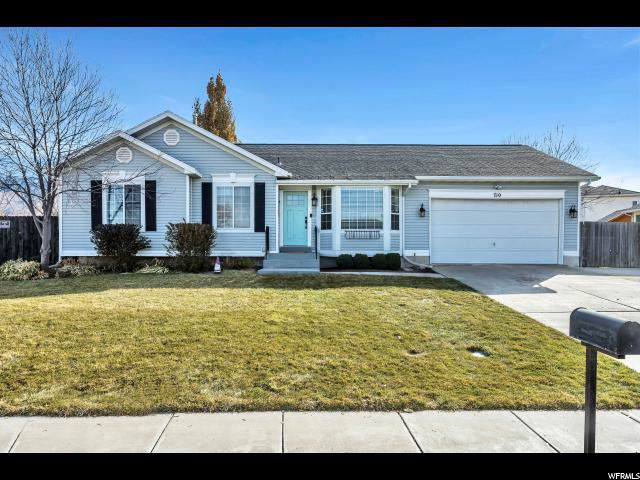 710 N Country Clb W, Stansbury Park, UT 84074 (#1642120) :: The Fields Team