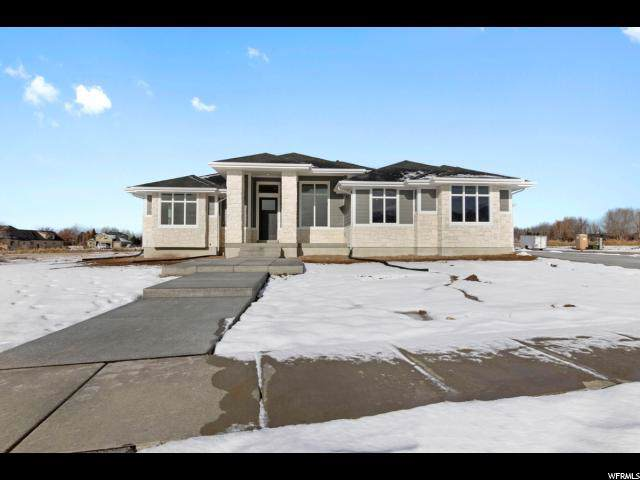 1510 W Pheasant Meadow Dr, Kaysville, UT 84037 (#1642393) :: Red Sign Team