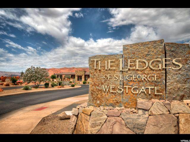 526 Long Sky Dr, St. George, UT 84770 (#1642490) :: Utah Best Real Estate Team | Century 21 Everest