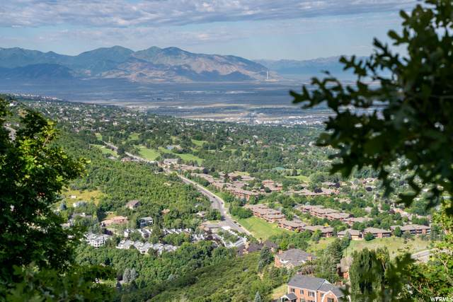 1581 S Stone Hollow Dr, Bountiful, UT 84010 (MLS #1642494) :: Lookout Real Estate Group