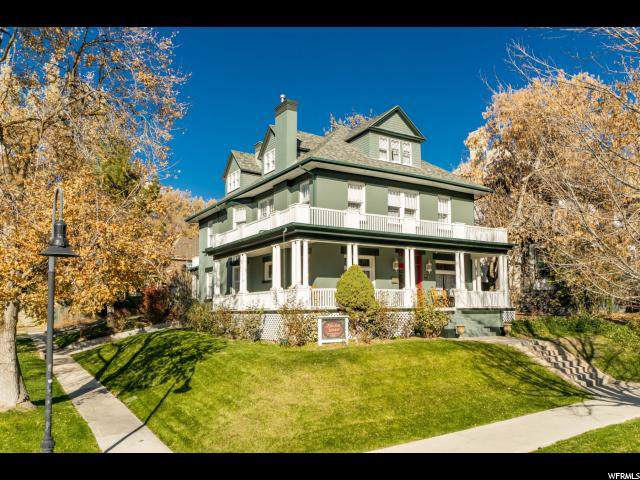 943 E South Temple, Salt Lake City, UT 84102 (#1642529) :: The Canovo Group