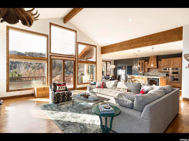 3781 W Blacksmith Rd, Park City, UT 84098 (#1642578) :: Colemere Realty Associates