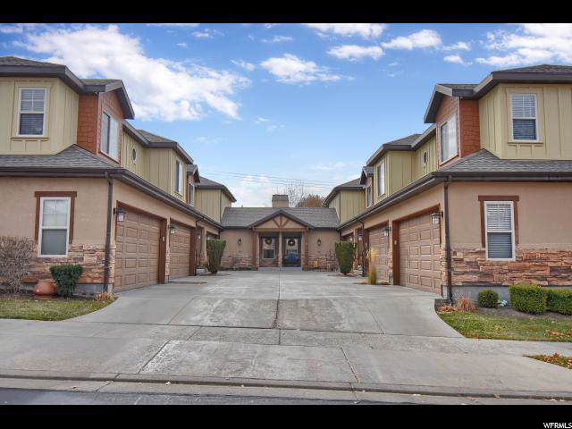 1484 E Tuscan Oak Way S, Sandy, UT 84092 (#1642580) :: Von Perry | iPro Realty Network
