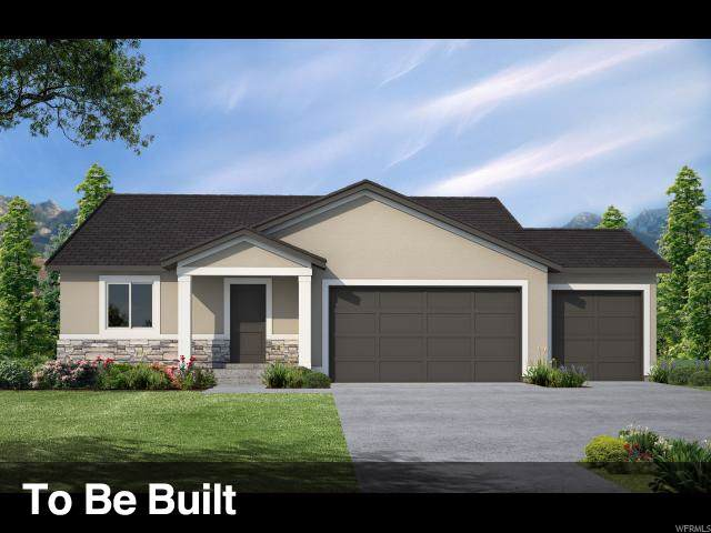 1034 S 4090 W Lot107, Syracuse, UT 84075 (#1642594) :: Red Sign Team