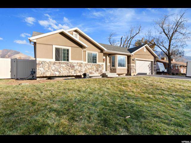 538 N 300 W, Mapleton, UT 84664 (#1642622) :: Red Sign Team