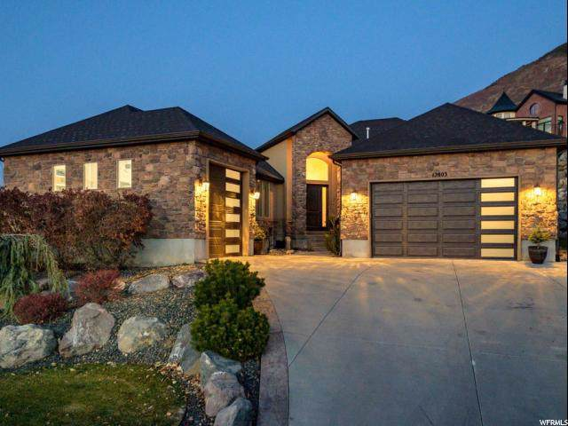 12803 S Ellerbeck Ln S, Draper, UT 84020 (#1642647) :: Von Perry | iPro Realty Network