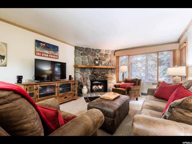 401 Silver King Dr #5, Park City, UT 84060 (#1642766) :: Big Key Real Estate