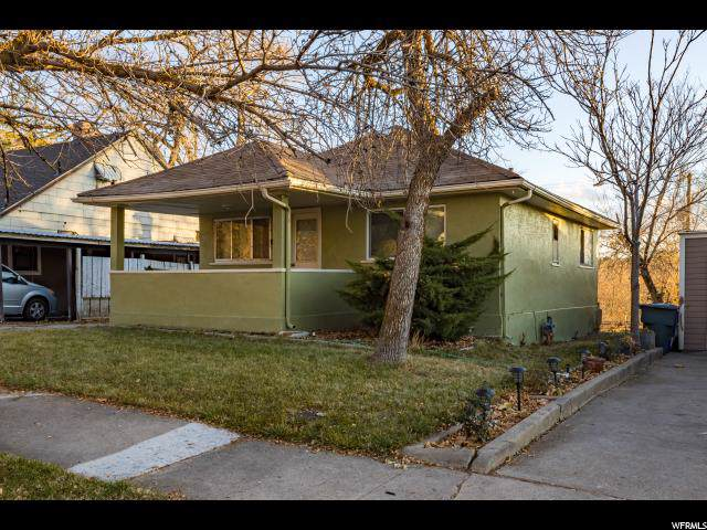 979 E Patterson S, Ogden, UT 84403 (#1642770) :: Big Key Real Estate