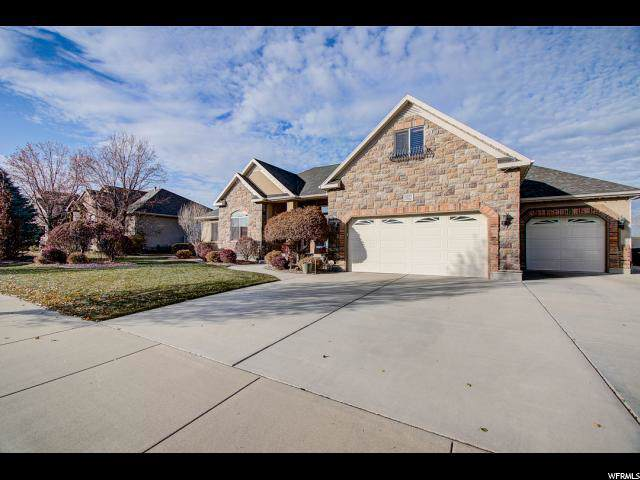3322 W 10235 S, South Jordan, UT 84095 (#1642924) :: Doxey Real Estate Group