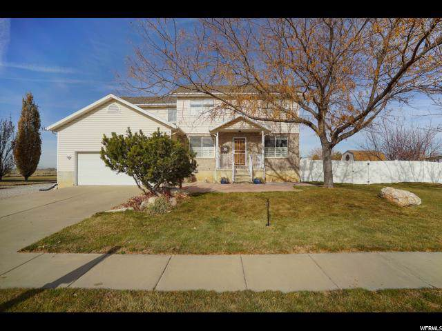 3604 W 2000 N, West Point, UT 84015 (#1642939) :: Doxey Real Estate Group