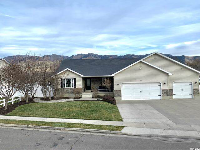 426 N 250 W, Hyde Park, UT 84318 (#1642973) :: Big Key Real Estate