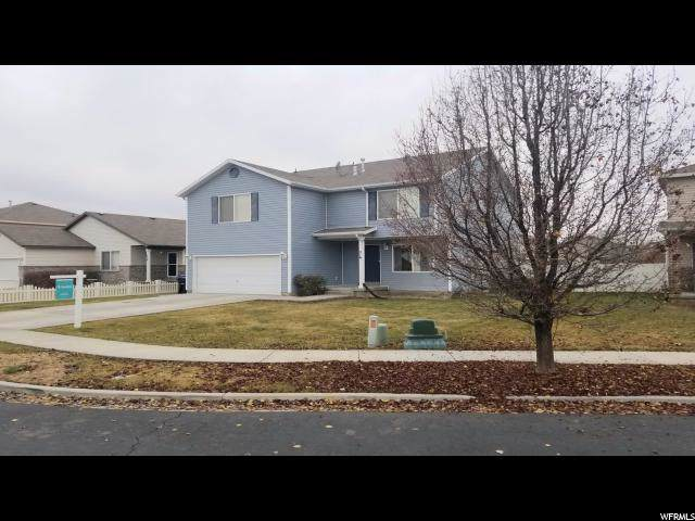 216 S 880 W, Spanish Fork, UT 84660 (#1643002) :: Big Key Real Estate