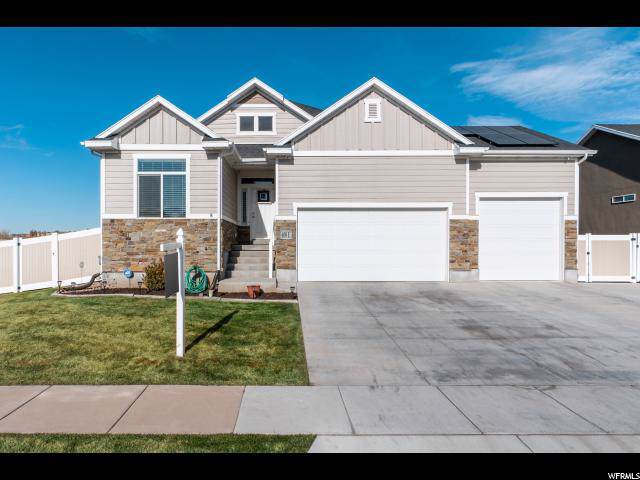 608 E Peterson Pkwy, South Weber, UT 84405 (#1643013) :: Doxey Real Estate Group