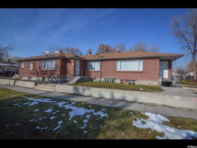 1244 W Arapahoe Ave S, Salt Lake City, UT 84104 (#1643093) :: Big Key Real Estate