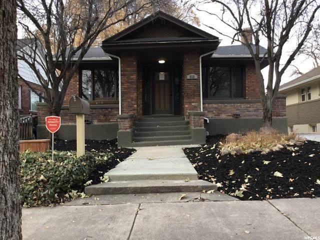 613 E Redondo Ave, Salt Lake City, UT 84105 (#1643324) :: Colemere Realty Associates