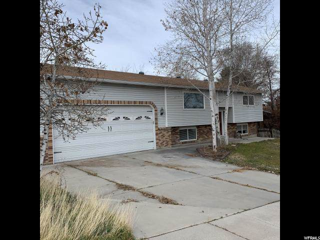 5372 S Queenswood Cir, Taylorsville, UT 84129 (#1643348) :: Red Sign Team
