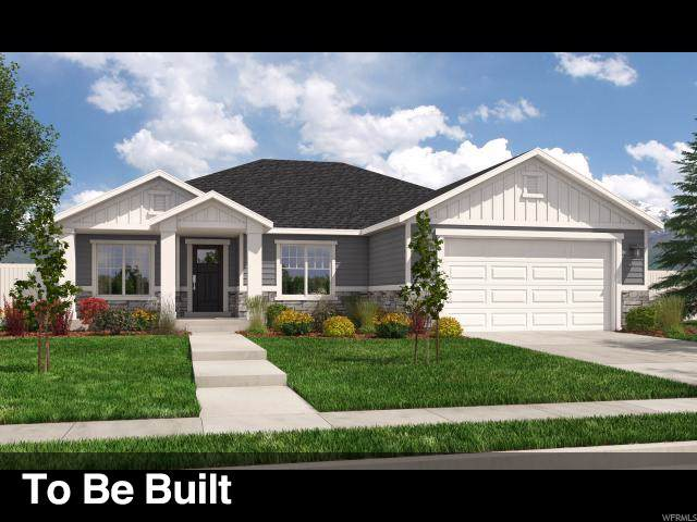 2793 E 130 N #41, Spanish Fork, UT 84660 (#1643485) :: Big Key Real Estate