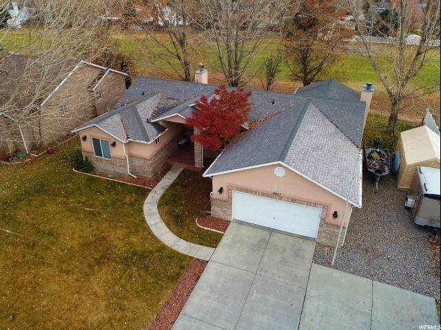 9907 S Tee Box Dr W, South Jordan, UT 84095 (#1643627) :: Action Team Realty