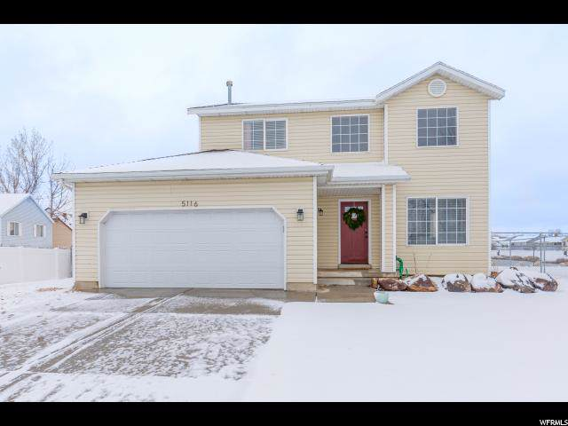 5116 S 4300 W, Hooper, UT 84315 (#1643686) :: Doxey Real Estate Group