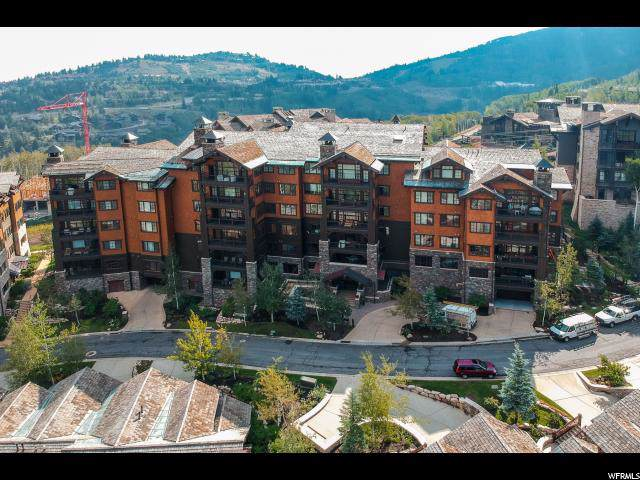8894 Empire Club Dr #606, Park City, UT 84060 (#1643855) :: Doxey Real Estate Group
