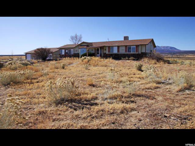71 E Hickman Flat Rd, Monticello, UT 84535 (#1643933) :: Colemere Realty Associates