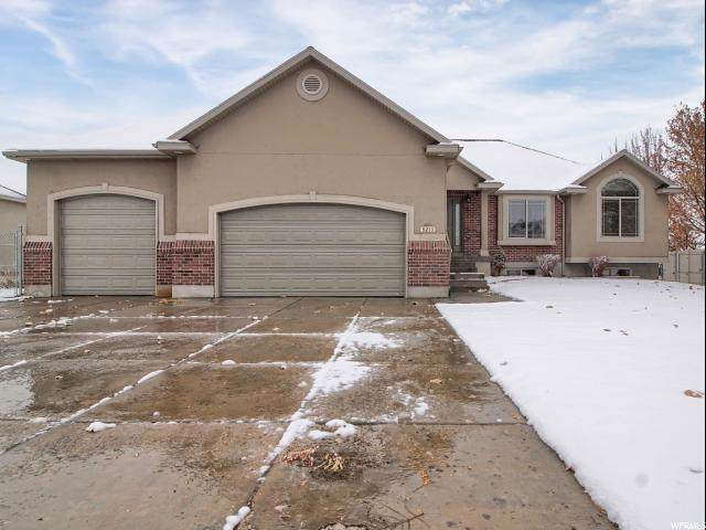 5211 S 6150 W, Hooper, UT 84315 (#1644031) :: Doxey Real Estate Group