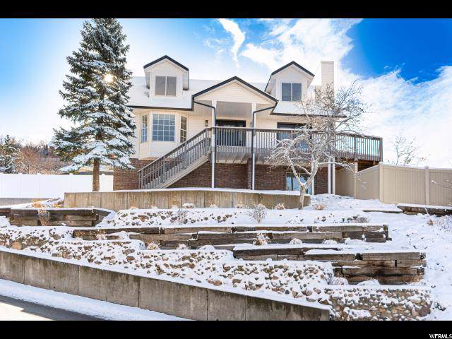 418 E Indian Springs Rd, Bountiful, UT 84010 (#1644054) :: Exit Realty Success