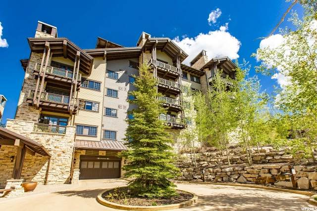 8886 Empire Club Dr #205, Park City, UT 84060 (#1644061) :: Utah Best Real Estate Team | Century 21 Everest