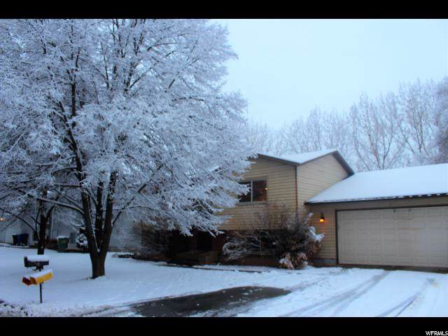 663 Southwest St, Logan, UT 84321 (#1644122) :: Doxey Real Estate Group