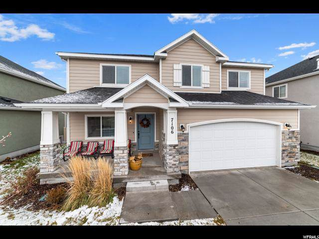 7106 N Watermill Dr, Eagle Mountain, UT 84005 (#1644365) :: Red Sign Team