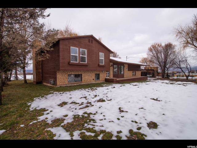 3838 S 2100 E, Heber City, UT 84032 (#1644445) :: Doxey Real Estate Group