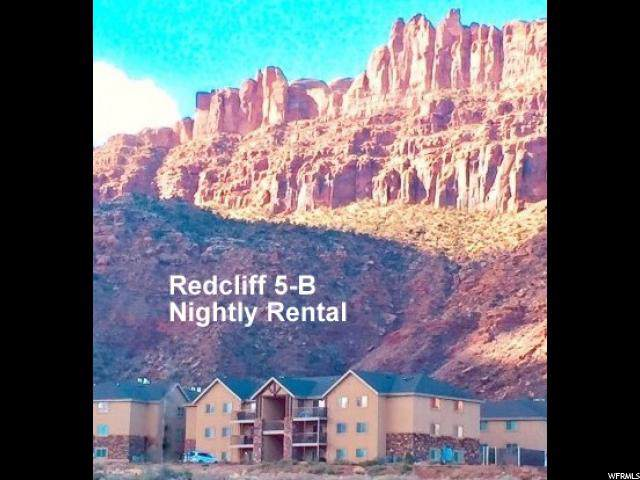 2511 E Redcliff Rd. 5-B, Moab, UT 84532 (#1644509) :: Doxey Real Estate Group