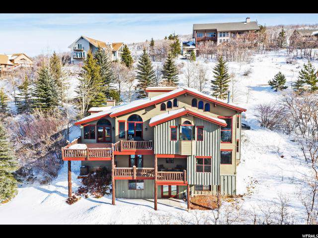 7706 Tall Oaks Dr, Park City, UT 84098 (#1644537) :: Action Team Realty