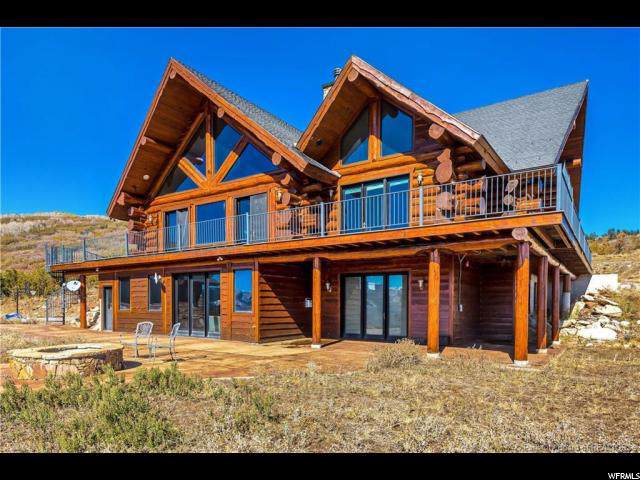 9867 N Kimball Canyon Rd #6, Park City, UT 84098 (#1644641) :: Red Sign Team