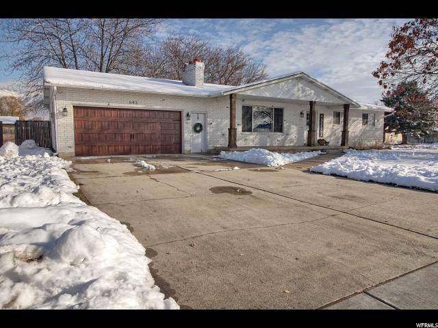 643 S Angel St, Layton, UT 84041 (#1644646) :: Big Key Real Estate