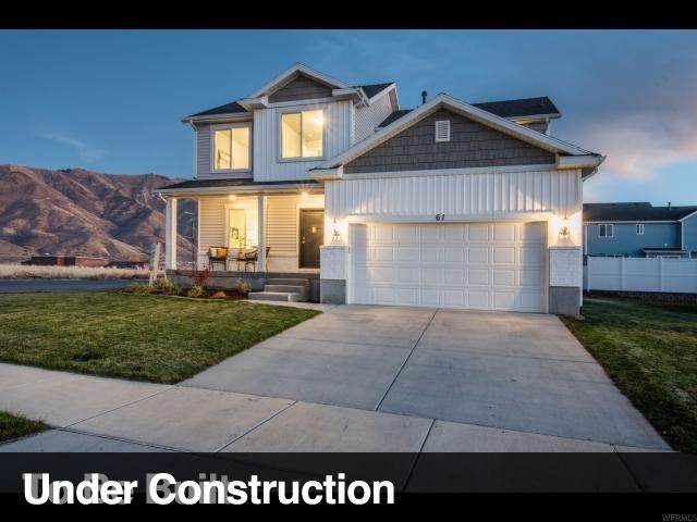 922 N 90 St W #32, Santaquin, UT 84655 (#1644682) :: Colemere Realty Associates