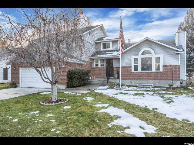 6074 S Fontaine Bleu Dr, Murray, UT 84121 (#1644792) :: Keller Williams Legacy