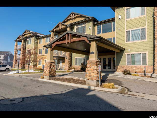 602 S Edgewood Dr E #121, North Salt Lake, UT 84054 (#1644848) :: Doxey Real Estate Group